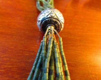 Thai Beaded Necklace