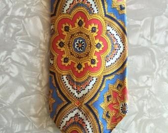 Mandala Necktie