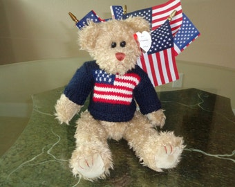 TY Let Freedom Ring Bear