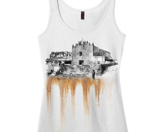 Lonely Adobe Tank Top