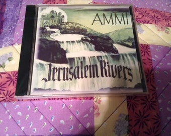 AMI-JERUSALEM RIVERS-Ron and Jean Amodea