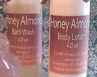 Body Wash and Lotion