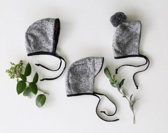 Winter Cap in Pure Wool
