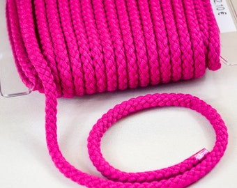 Cord 8mm pink
