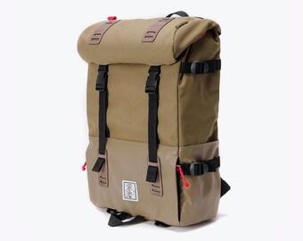SALE! Coyote Backpack, City Backpack, Travel Backpack, Nylon backpack, Hipster Backpack, WRBL Backpack, Man Backpack, Gifts For Boyfriend