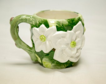 Vintage Franciscan Floral Coffee Cup
