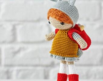 Finders Keepers ailari / / amigurumi doll / / doll woven / / handmade