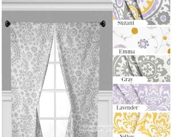 yellow gray bedroom  etsy, Bedroom decor