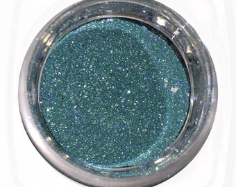 Teal Loose Powder Shimmer Shadow