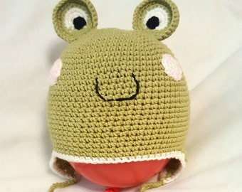 Bonnet Happy Frog