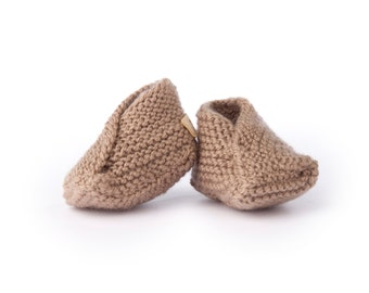 Knitted Baby Booties / Hand Knitted Baby Boots / Handmade Baby Booties / Hand Knitted Booties / Knitted Wool Baby Booties