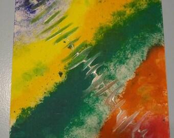 Abstract Rainbow