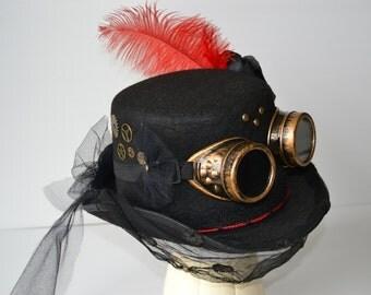Hat little hat Steampunk