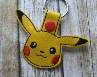 Pikachu Key Fob