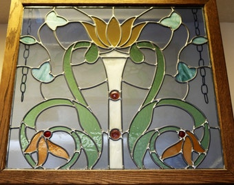 Art Deco Flower