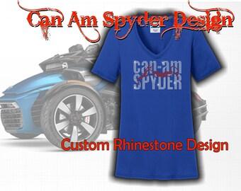 Can Am Spyder Bold Design