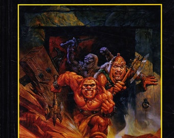 DUNGEON MASTERS GUIDE 3RD edition