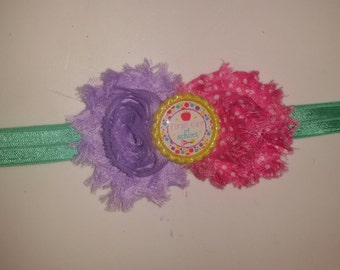 First Day Of School Head Band