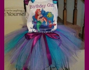Ariel mermaid outfit