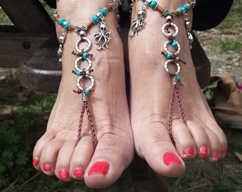 jewelry for feet Barefoot N 50