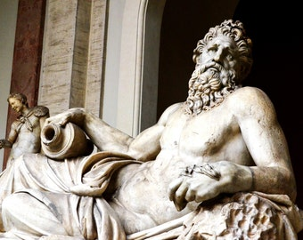 Neptune at the Vatican