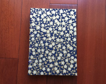 Blank Sketchbook A5, Coptic Stitch Binding