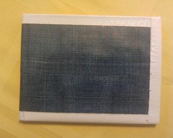 Denim Duct Tape Wallet