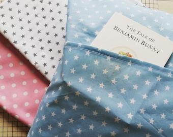 Book pocket pillow