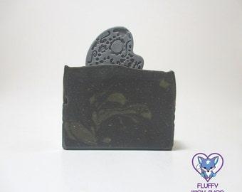 Graveyard Dirt Handmade Soap