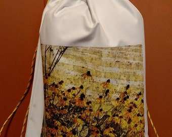 Blackeyed Susan Backpack