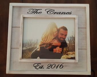 8x10 Wedding Frame Gift
