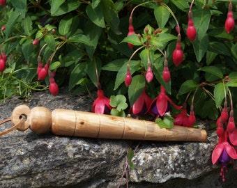 Handmade Wooden Garden Dibber