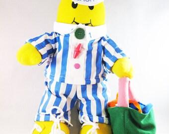 Banana in Pajama Learn to Dress Plush Toy