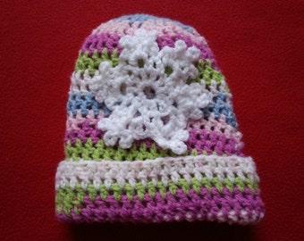 Newborn Baby Winter Hat