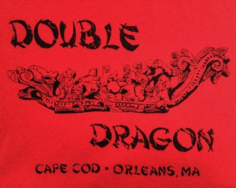 Double Dragon Dragonboat shirt