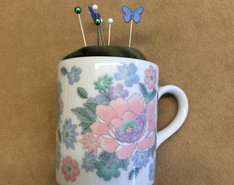 Little Cup Pincushion