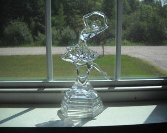 Glass Ballet Dancer
