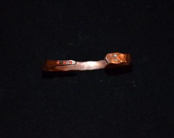 Copper Snake Bracelet