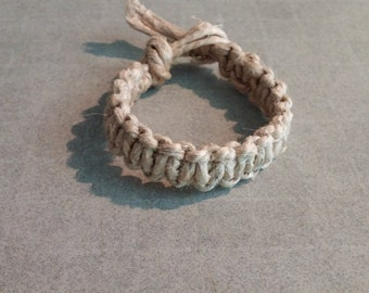 Kids Hemp Bracelet