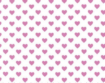 Michael Miller Hearts All Over Bloom