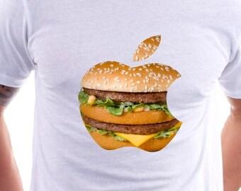 Apple Macintosh McDonald's Big Mac T-Shirt