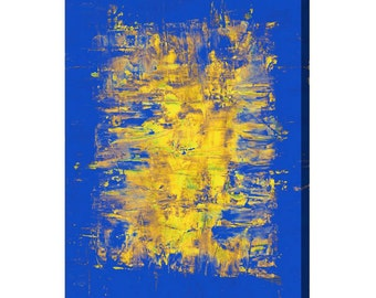 Abstract Painting Canvas
