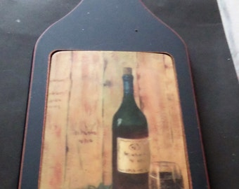 Large Wine-Hanging Wall Decor