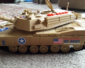 Toy State Industrial US ARMY TANK