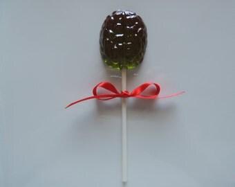 Brain Lollipops Zombie Walking Dead Birthday 8 Party Favors Candy