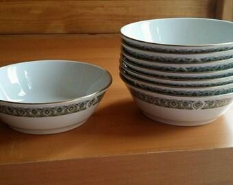 Royal Doulton Celtic Jewel Desert / soup / cereal bowl