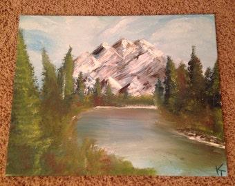 """16x20"""" Oil Landscape"""