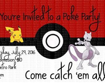 POKE PARTY