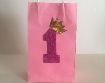 Number One Goodie Bags 12 pk
