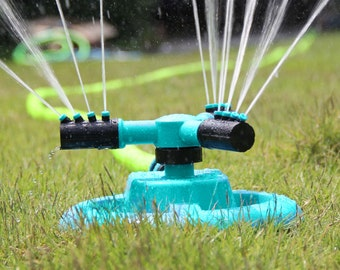 360 Degree, High Quality Three Arms Rotary Lawn Sprinkler